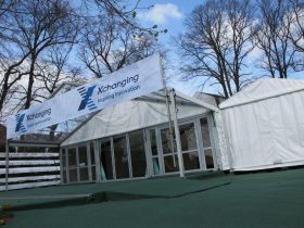 Event marquee hire for London and the South East by Key Structures Ltd. (2)