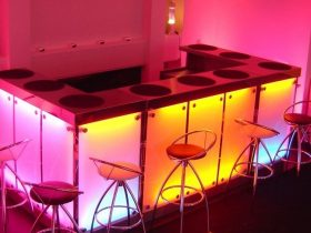 Interior furnature for your marquee hire from Key Structures Ltd. (6)