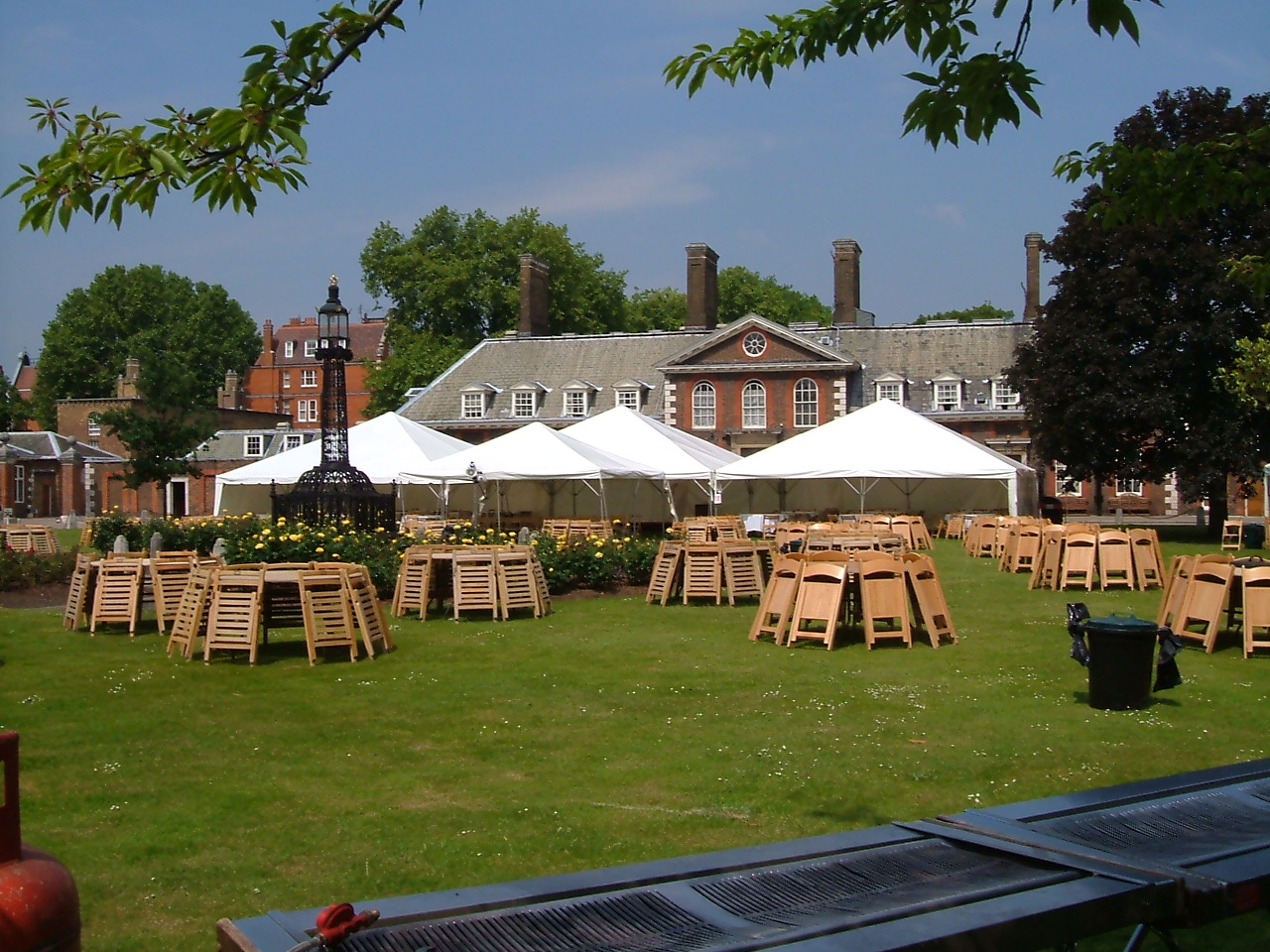 Hire a garden marquee for your garden event from Key Structures Ltd (6) : canopy hire london - memphite.com