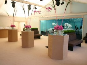 Marquee tack off interiors for your Key Structures Ltd Marquee. (5)