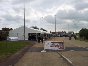 Clearspan Marquees available are a flexible solution for any event. (4)