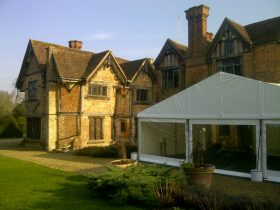 Clearspan Marquees available are a flexible solution for any event. (7)