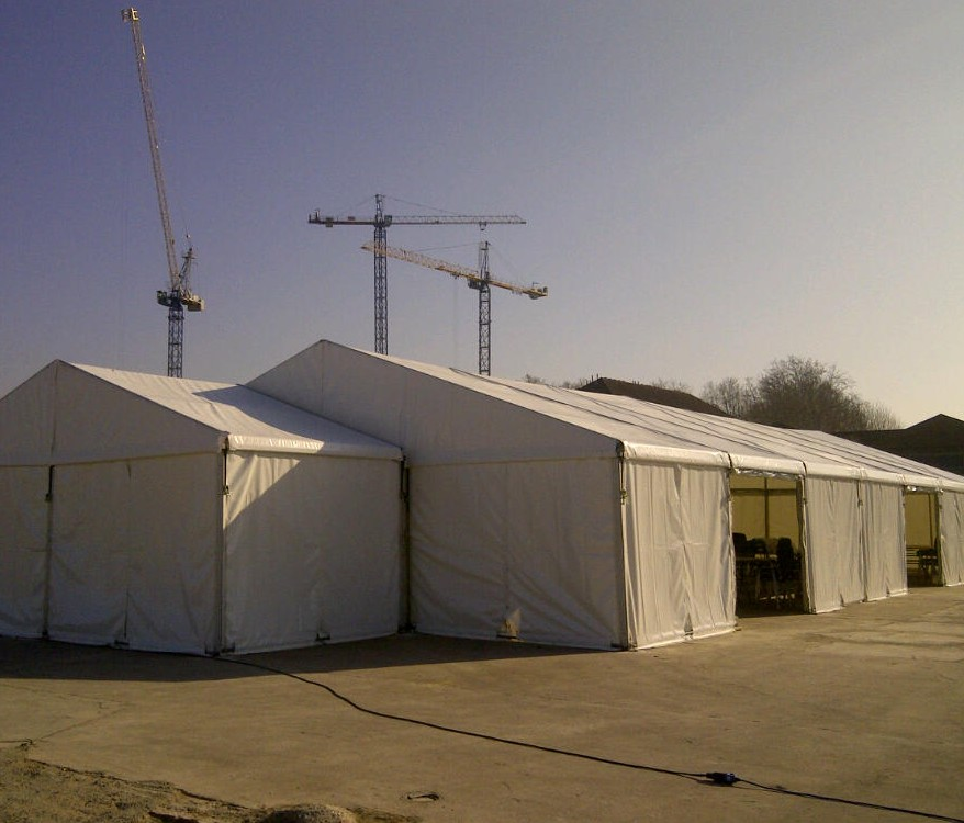Marquee logistics for organising the set up of your marquee at your event. (3)