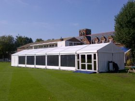 Marquee logistics for organising the set up of your marquee at your event. (6)
