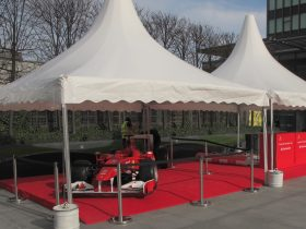 Marquee hire for commercial applications available from Key Structures Ltd (10)
