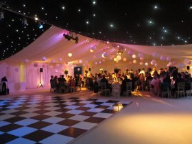 Party marquees available to hire from Key Structure Ltd. (10)