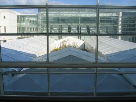 Specialist Marquee Installations for unusual requirements where off the shelf equipment is not appropriate. (5)