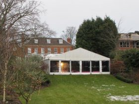 Party marquees available to hire from Key Structure Ltd. (8)