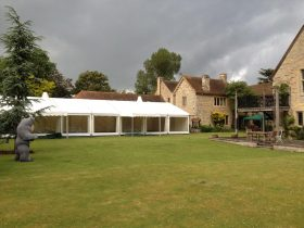 Party marquees available to hire from Key Structure Ltd. (6)