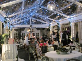Party marquees available to hire from Key Structure Ltd. (2)