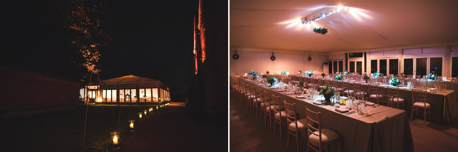 London Wedding Marquee