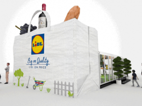 Lidl Marquee